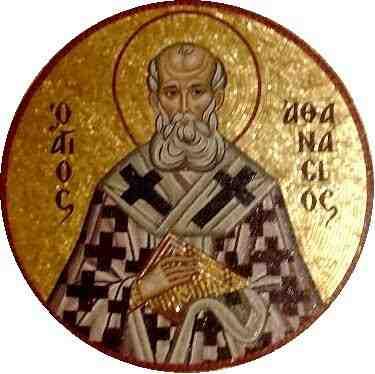 Image result for Ο άγιος Αθανάσιος ο Μέγας: η αγιότητα διαφαινόταν από τα παιδικά του χρόνια…(και για παιδιά)
